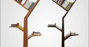 اخبار,اخبارگوناگون, ایدههایی جذاب برای طراحی قفسه کتاب