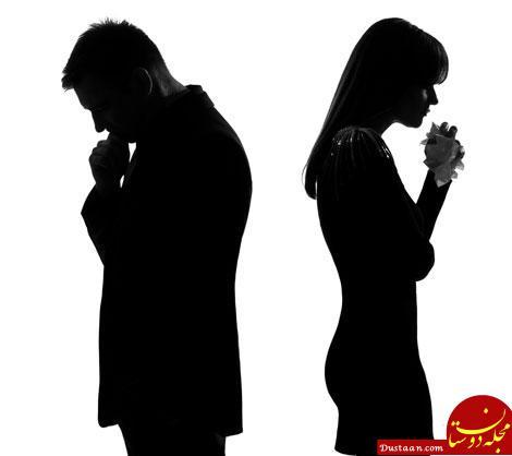 www.dustaan.com وجود این اختلاف ها نشان می دهد که زندگی شما به طلاق نزدیک می شود