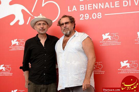 لباس متفاوت آقای کارگردان در ونیز حاشیه ساز شد! +عکس