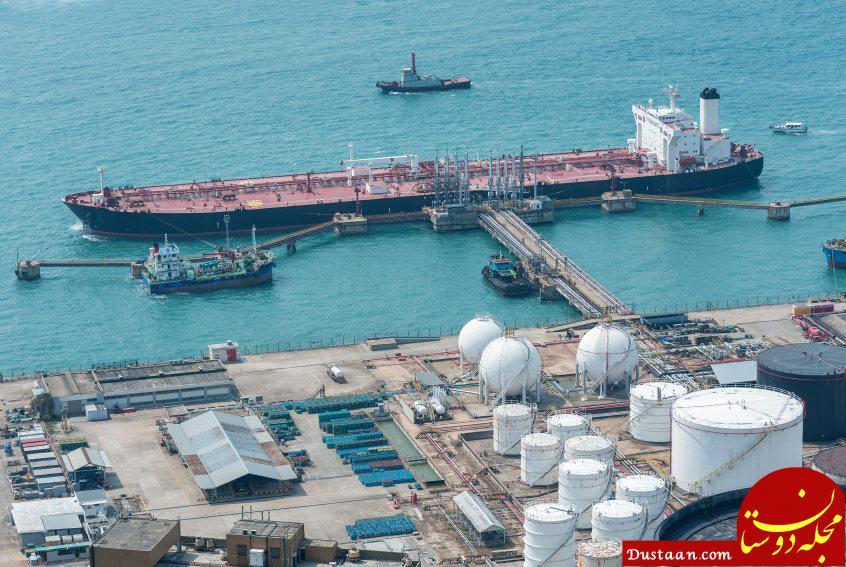 www.dustaan.com آمریکا از صفر کردن صادرات نفت ایران کوتاه آمد