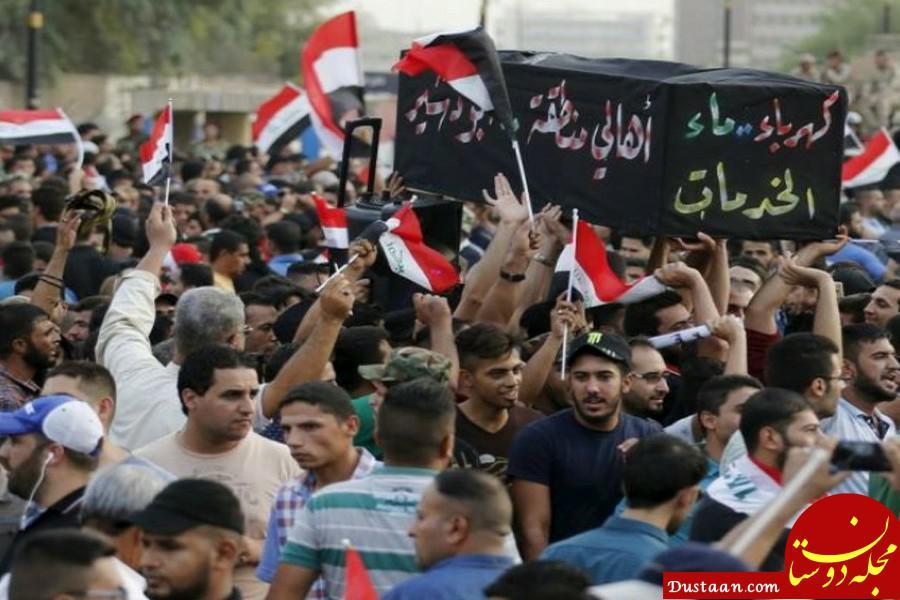 www.dustaan.com آیا عراق در آستانه جنگ خانگی است ؟