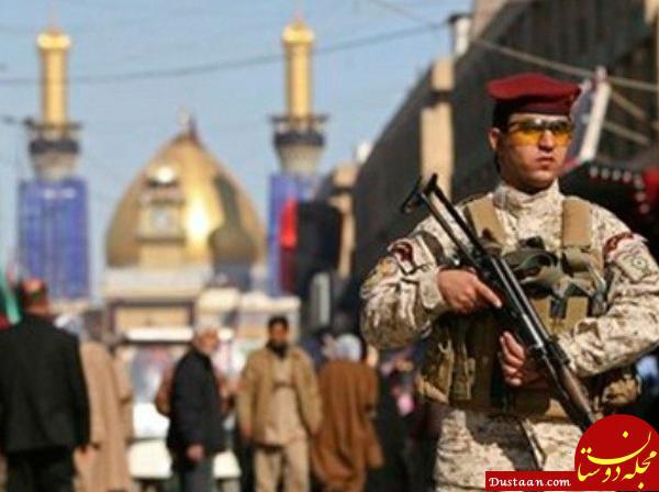 www.dustaan.com بغداد: ورود نیروهای نظامی ایرانی به عراق در ایام اربعین صحت ندارد