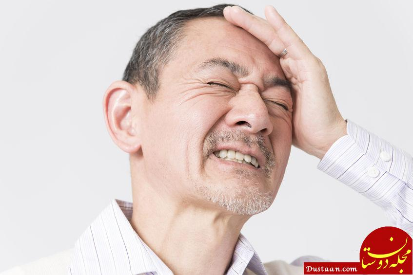 www.dustaan.com علائم استرس و اضطراب شدید / نشانه های استرس در مردان چیست؟