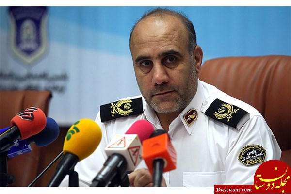 www.dustaan.com رئیس پلیس تهران: ماموران راهور کمین نکنند!