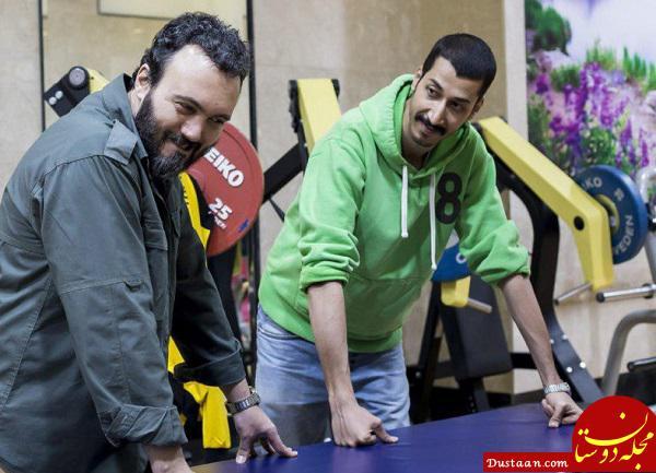 www.dustaan.com بهتاش همبازی مدیری شد! +تصاویر