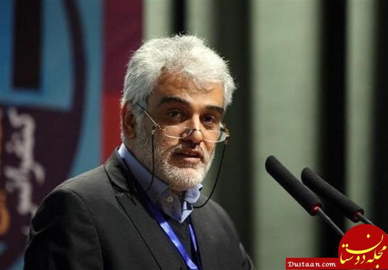 www.dustaan.com طهرانچی سرپرست دانشگاه آزاد: ایستادگی در مقابل سند ۲۰۳۰، ایران را مسئله اصلی آمریکا کرده است