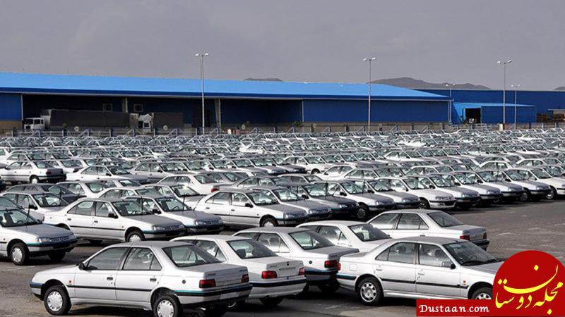 امکان ثبت نام مشتریان اخیر سایپا در پیش فروش ایران خودرو وجود ندارد