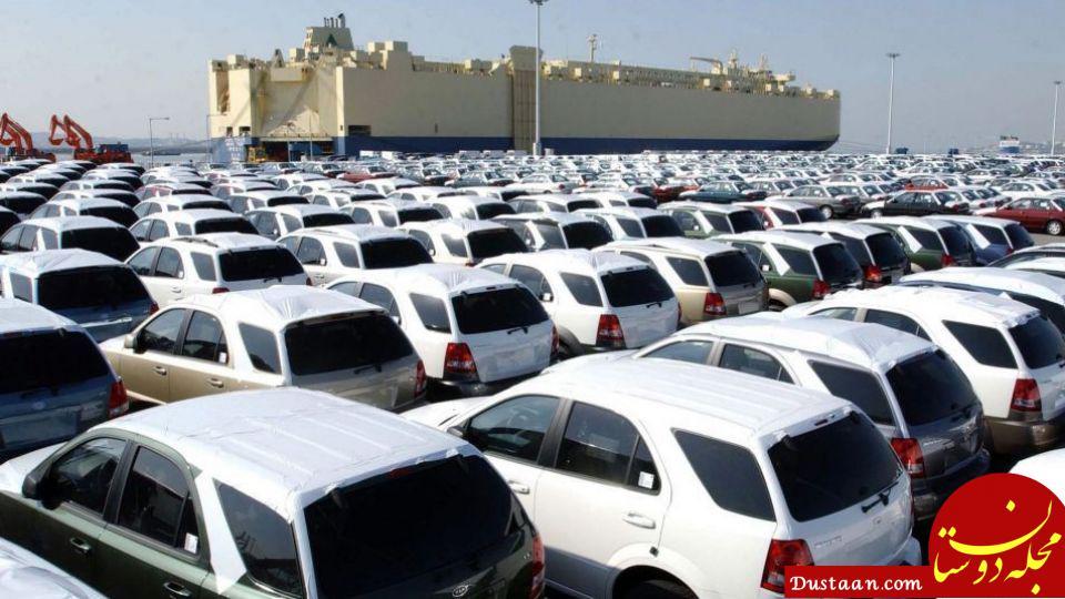 www.dustaan.com توقیف بیش از 5 هزار خودرو در سلفچگان / دستگیری دبیر انجمن واردکنندگان خودرو