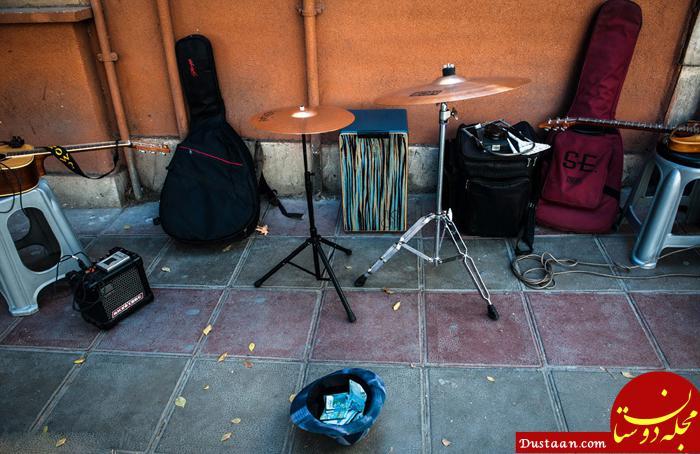 www.dustaan.com نظر چکناواریان درباره کنسرت های خیابانی
