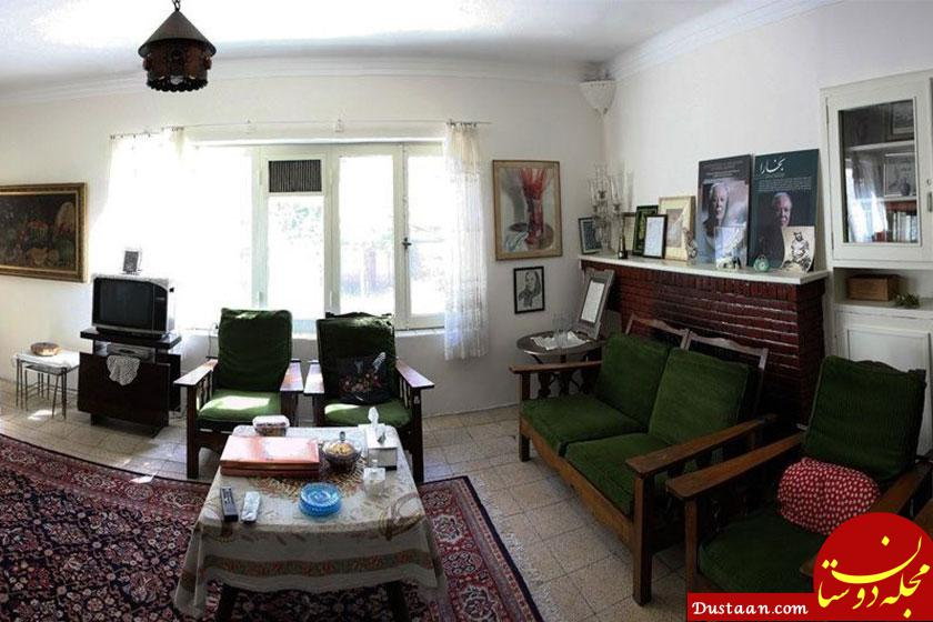 www.dustaan.com مورد عجیب خانه سیمین و جلال؛ وسایل طلا در توالت، کولرهای ایستاده کمدی در اتاق ها