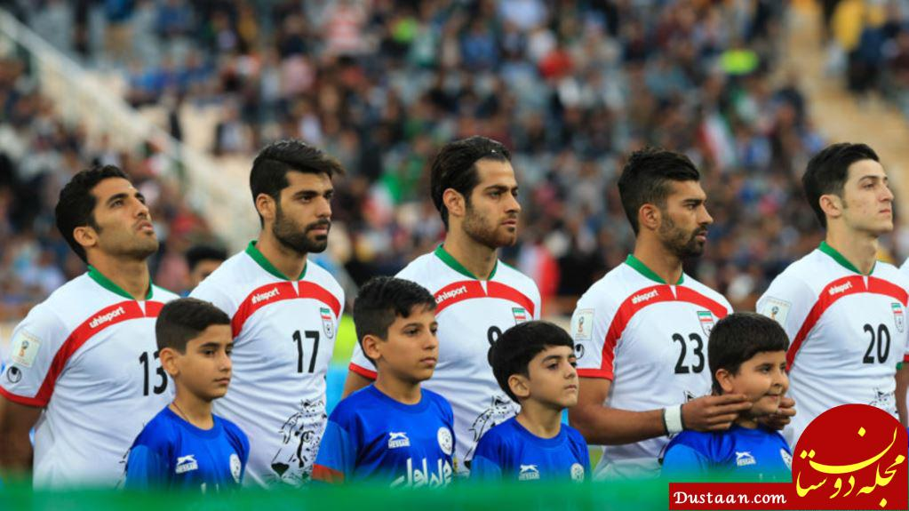 www.dustaan.com ترکیب احتمالی تیم ملی ایران مقابل ازبکستان