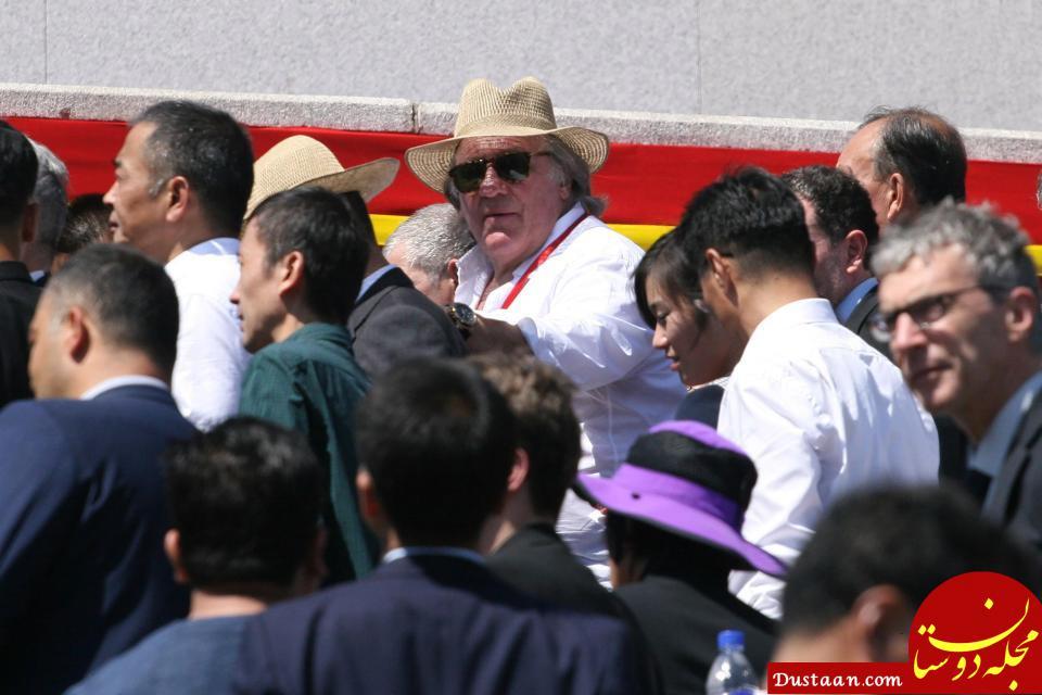 www.dustaan.com حضور بازیگر جنجالی در جشن حکومتی کره شمالی +عکس