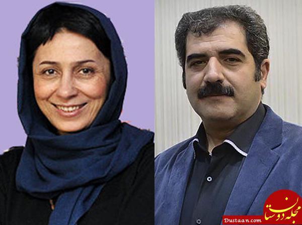 www.dustaan.com ارشاد: برای آزادی مریم کاظمی و سعید اسدی وثیقه 6 میلیارد ریالی تعیین شده