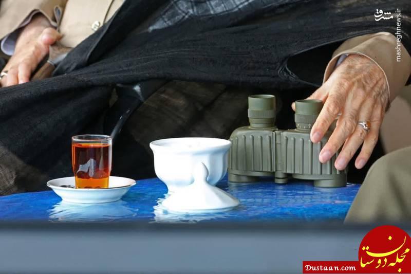 www.dustaan.com پذیرایی ساده از رهبر انقلاب +عکس