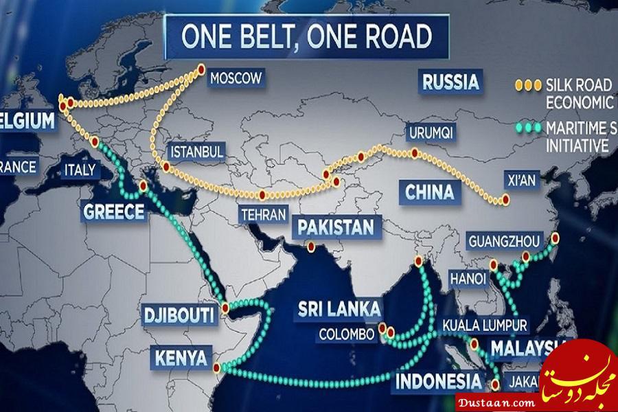 www.dustaan.com ابتکار جدید در روابط ایران و چین