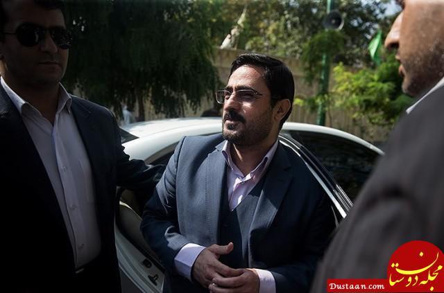 www.dustaan.com همسر سعید مرتضوی: همسرم مرخصی نیست؛ او اکنون در زندان است