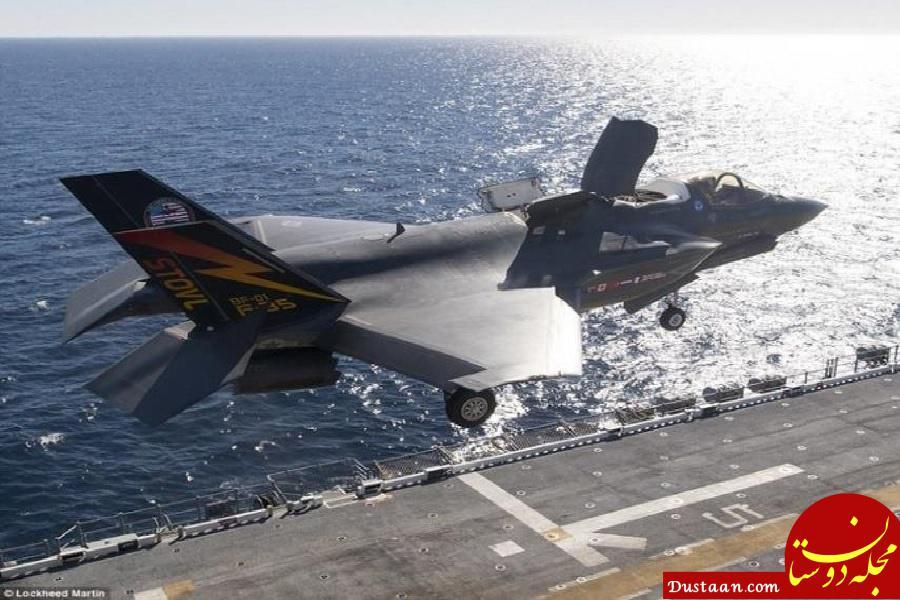 www.dustaan.com جنگنده های آمریکایی وارد خلیج فارس شدند؟