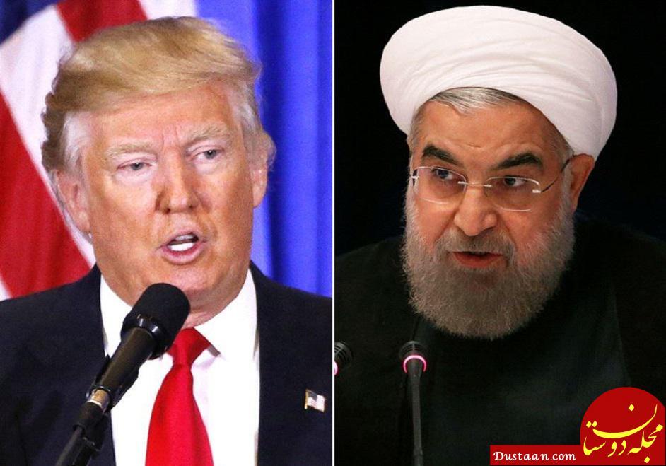 www.dustaan.com کیهان: روحانی به ترامپ پاسخ قاطع بدهد، اما نه در جلسه سازمان ملل، در تهران!