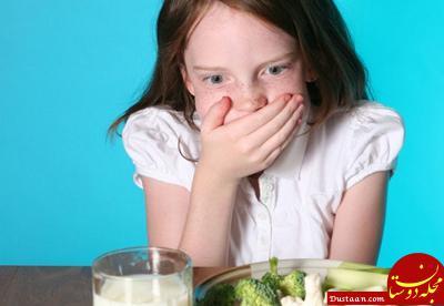 www.dustaan.com علت حالت تهوع بعد از خوردن غذا چیست و نشانه چه بیماری هایی است؟