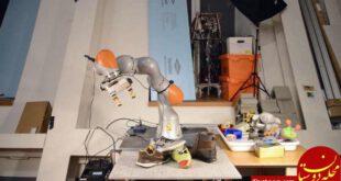این ربات اتاقتان را مرتب می کند! +عکس
