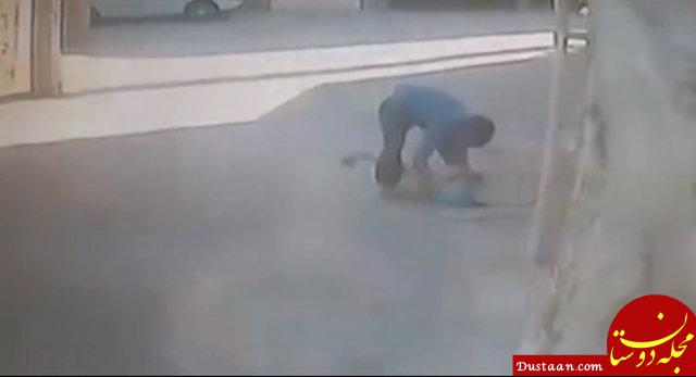 www.dustaan.com ماجرای فیلم پسری که دختری را به چاه انداخت!