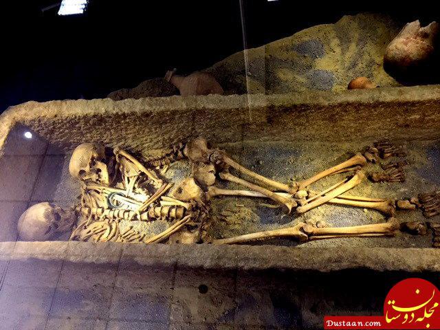 www.dustaan.com ماجرای عشق 1800 ساله زوج ایرانی! +تصاویر