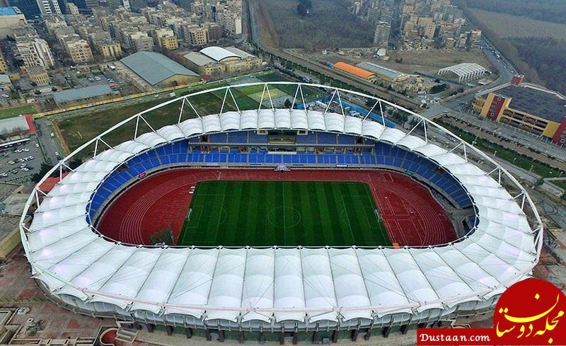 www.dustaan.com واکنش باشگاه استقلال به عدم استفاده از ورزشگاه امام رضا (ع)!
