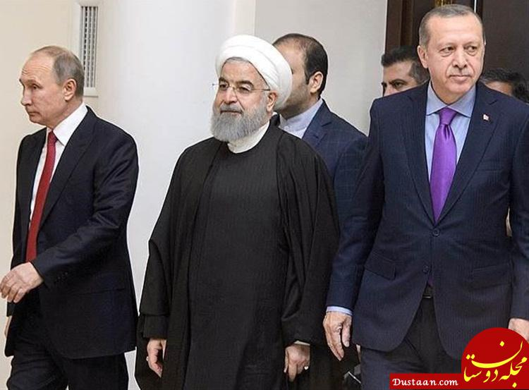 www.dustaan.com روسیه و ایران، در ماجرای سوریه هر چه خواستند از ترکیه گرفتند