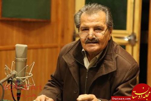 www.dustaan.com جزئیات درگذشت مهدی آرین نژاد، دوبلور پیشکسوت سینما و تلویزیون
