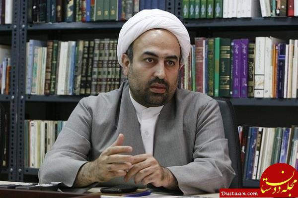 www.dustaan.com انتقاد روحانی مشهور از زیباکلام / قابل ملامتید دکتر!