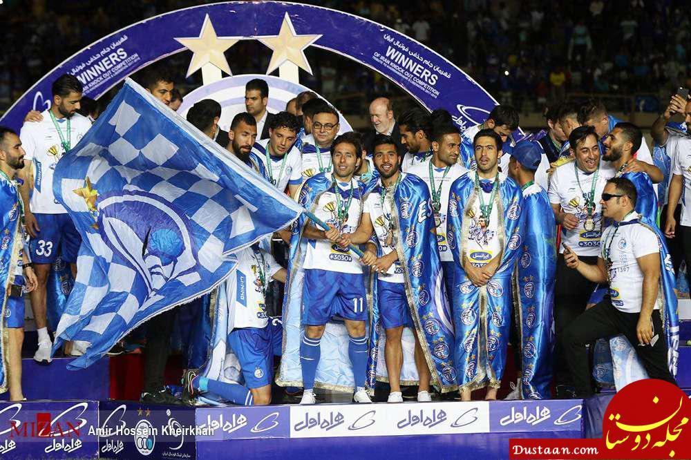 www.dustaan.com وضعیت استقلال برای بازی برگشت مقابل السد قطر