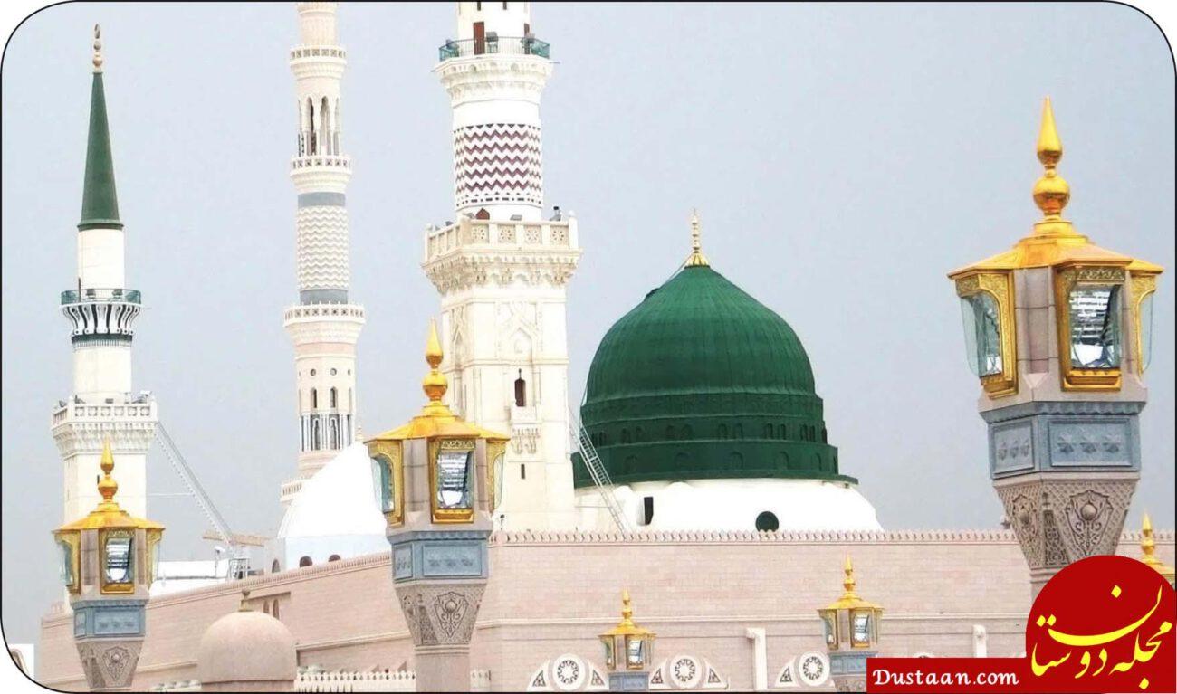 www.dustaan.com جزئیات تیراندازی در مسجد النبی در مدینه