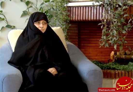 www.dustaan.com انتقاد تند دختر آیت الله خزعلی از برادرش