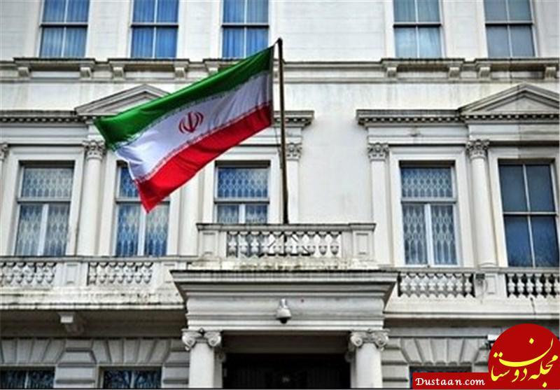 www.dustaan.com تمهیدات فرانسه برای حفاظت بیشتر از امنیت سفارت ایران