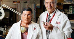 چوپانی که مخترع نخستین قلب مصنوعی شد