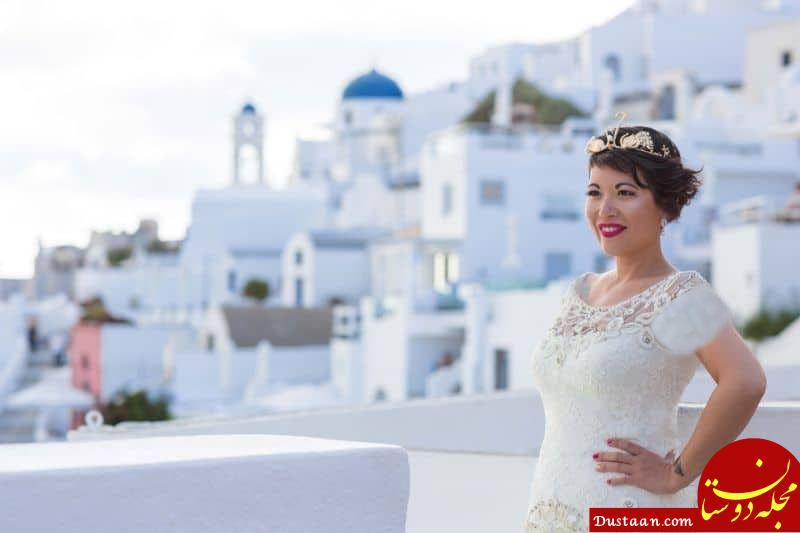 www.dustaan.com مراسم عجیب ازدواج برای بازیابی اعتماد به نفس! +تصاویر
