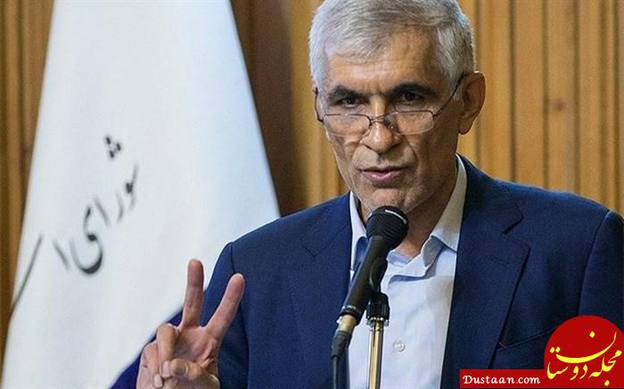 www.dustaan.com شهردار تهران: پروژه های شهری بر اساس نیازهای مردم برنامهریزی می شوند