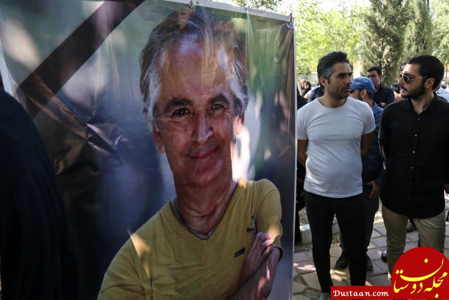 www.dustaan.com کیهان: سینماگران مراسم تشییع سعید کنگرانی را بایکوت کردند