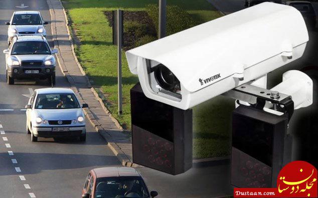 www.dustaan.com دوربین هایی که تخلفات رانندگی را می بینند اما جریمه نمی کنند!