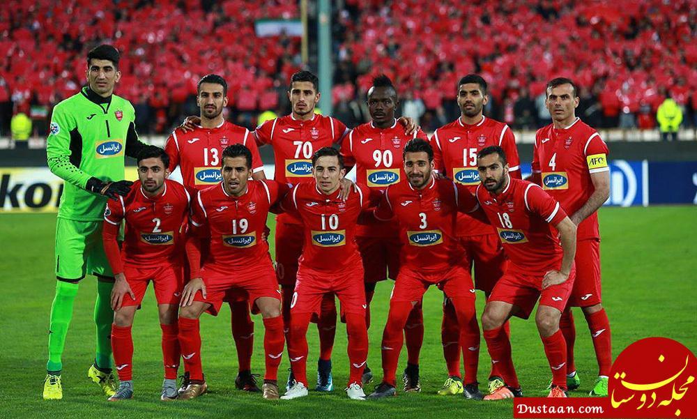 www.dustaan.com رسانههای قطری از تهدید السد پیش از بازی پرسپولیس خبر دادند!