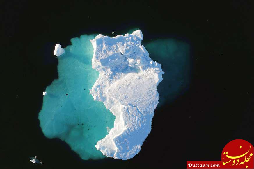 www.dustaan.com عکس های زیبا از کوه های یخی که تاکنون ندیده اید!