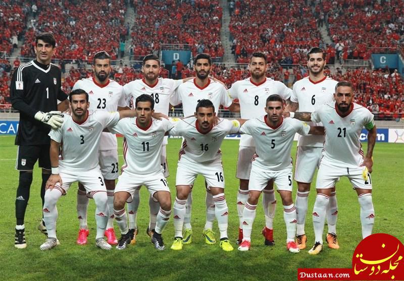 www.dustaan.com کاشته زن اول تیم ملی مشخص شد؟