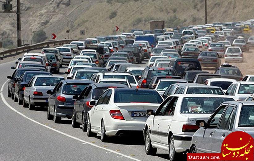 www.dustaan.com آخرین محدودیت های ترافیکی جاده ها /پنجشنبه 29 شهریور