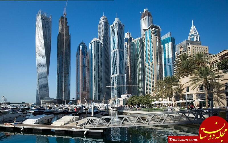 www.dustaan.com دوبی برترین مرکز مالی منطقه شد