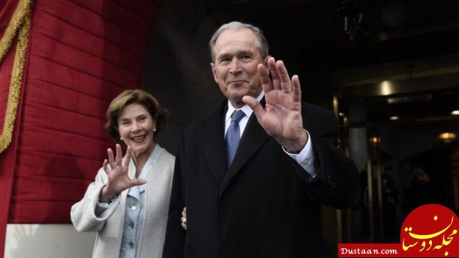 www.dustaan.com حمله ترامپ به بوش :بدترین اشتباه تاریخ آمریکا را بوش انجام داد