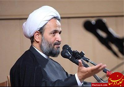 www.dustaan.com پوشک، موضوع سخنرانی یک چهره مذهبی در شب عاشورا