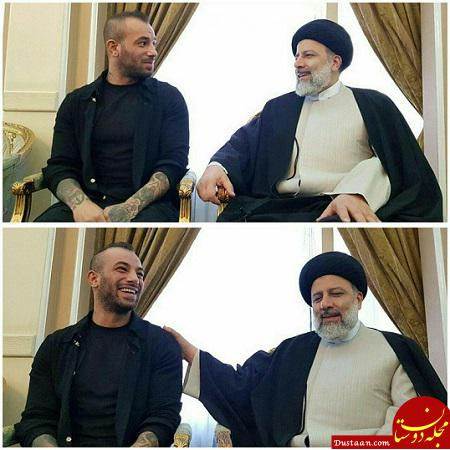 www.dustaan.com دفاع کیهان از رئیسی: تتلو اعلام کرد توبه کرده و نیروهای انقلابی بزرگواری کردند و توبه اش را پذیرفتند