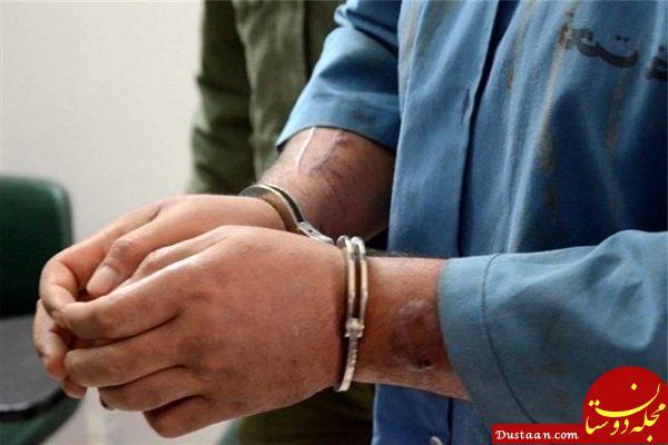 www.dustaan.com قاتل: به دخترم دست درازی کرد، او را کشتم
