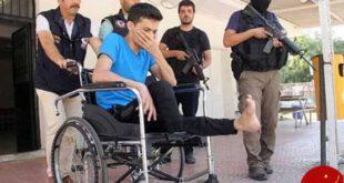 دستگیری جلاد معروف داعش در ترکیه +عکس
