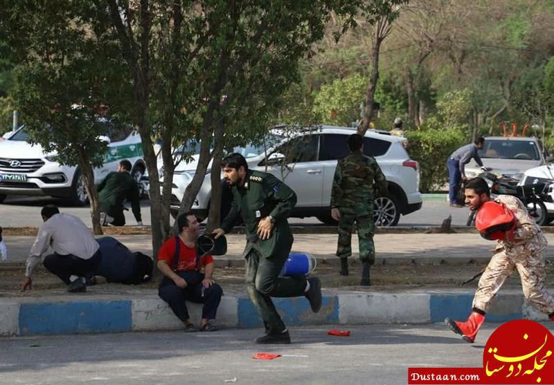 www.dustaan.com شهدای حمله تروریستی اهواز فردا تشییع می شوند